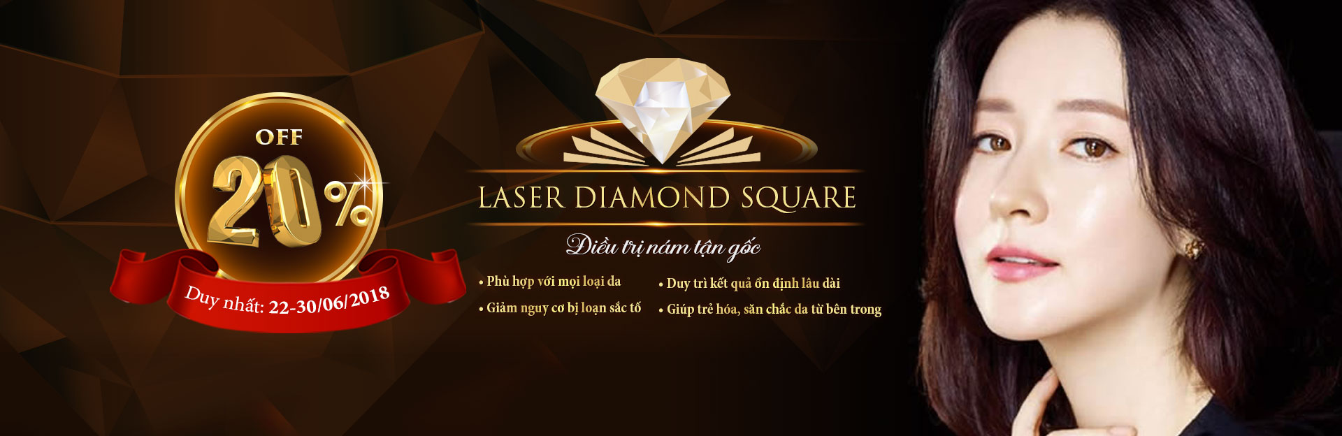 Banner Laser Diamond