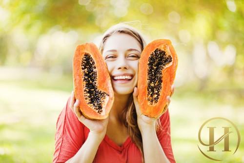 Hướng dẫn cách chế mặt nạ trị tàn nhang dành cho da khô.