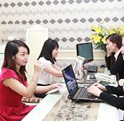 Tư vấn dịch vụ nhấn mí Hàn Quốc