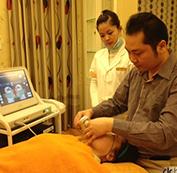 Sử dụng công nghệ Ultherapy để nâng cơ mặt, khắc phục tình trạng da nhăn nheo, chảy xệ.