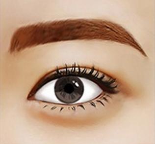 Hoàn thiện đôi mắt đẹp và tự nhiên