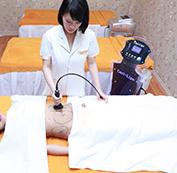 Sử dụng máy Cavi-Lipo để điều trị